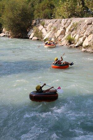Fethiye, Turkey: rafting