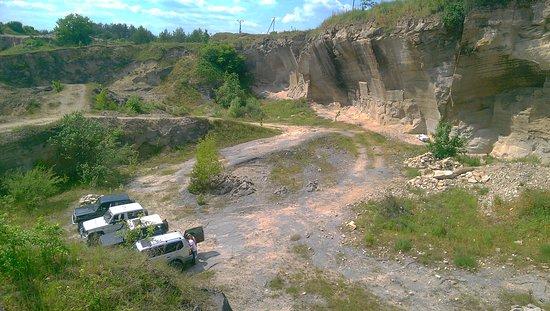 Swietokrzyskie Province, Ba Lan: Kamieniołomy w okolicy Smerdyna Klimontów są warte odwiedzenia.
