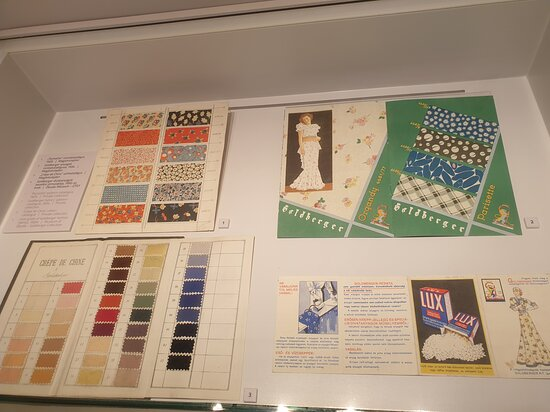 Goldberger Textile Industry Collection