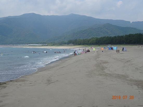 Komurohama Beach