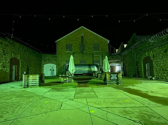 Paranormal Prospectors Beechworth Gaol