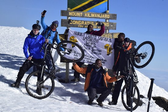 Best Kilimanjaro Bike Tour Operators |  BURIGI CHATO SAFARIS CO L.T.D