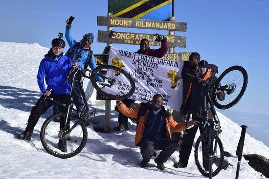 Best Kilimanjaro Bike Tour Operators |  BURIGI CHATO SAFARIS CO L.T.D