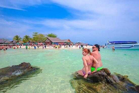 從普吉島出發的凱島全日遊,包括凱奈,凱努伊,凱諾克