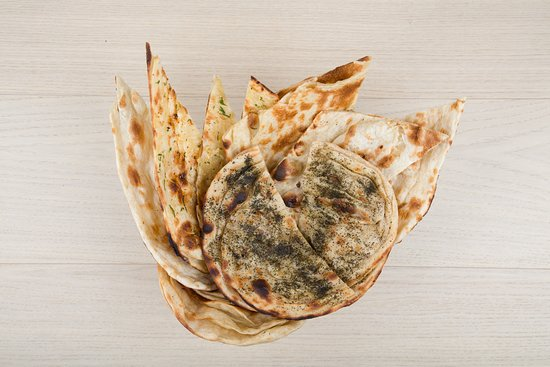 Mixed Indian Bread Basket