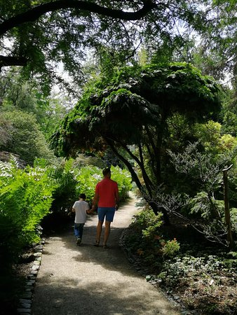 relaxing walks and great opportunity the little ones to appreciate and enjoy  nature,