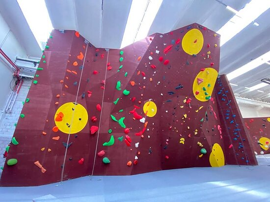 Natural High Climbing Gym
