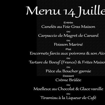 Frontignan, فرنسا: Uniquement ce mardi soir! Réservation fortement recommandée 
