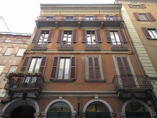 Casa Via Paolo Da Cannobio 39