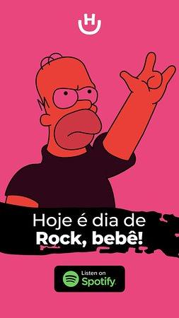 Brazil: Hoje é o dia mundial do Rock, então para começarmos a semana com o pé direito, preparamos uma Playlist sensacional no Spotify, confere ai: https://open.spotify.com/playlist/73hVCSE9RzakUMz0vPLUWa?si=RHYfVbapQo-o0-kZUSizmw