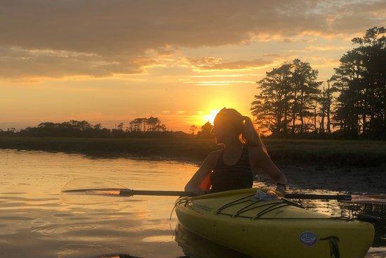 Assateague Adventures kayak tours & rentals
