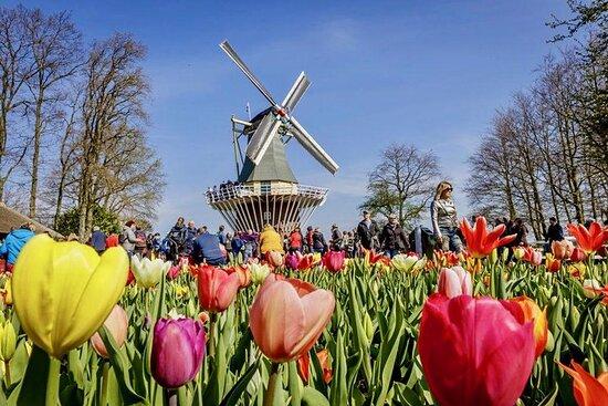 Rotterdam et Keukenhof - Visite en...
