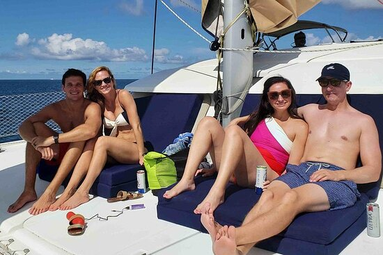 Catamaran Sailing Boat Charter in Ft. Myers Beach Florida