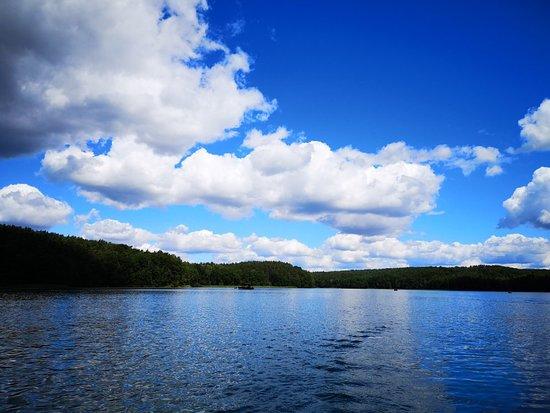 Jezioro Ciecz