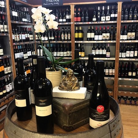 Observatory, South Africa: Wonder around a store that is over 90 years old. Ask for advice on the vast array of various different kinds of wines, spirits and liqueurs...discover something new.