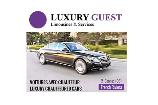 LUXURY GUEST Limousines & Services