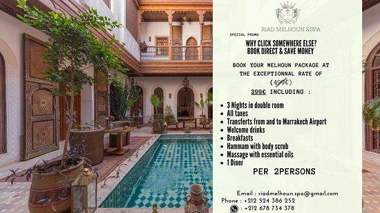 Riad Melhoun & Spa, Hotels in Marrakesch