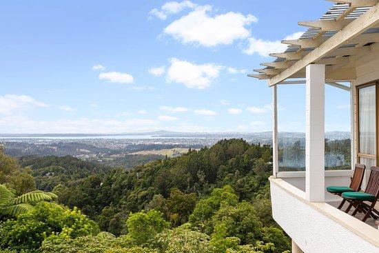 Garden Spa View Apartment balcony