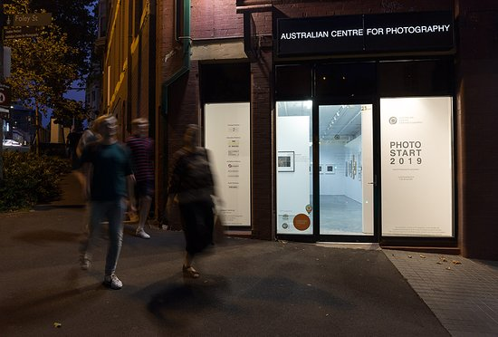 ‪Australian Centre for Photography‬