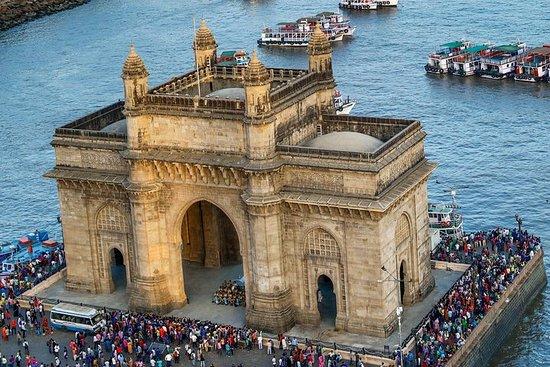 Circuit de Mumbai à Ahmedabad dans l'ouest de l'Inde