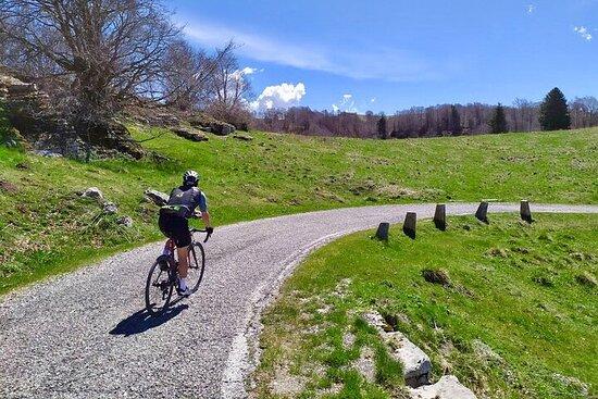 Tour en vélo de course Les Sphinx de Lessinia