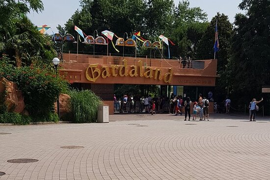Gardaland full Day private transfers from Venice area and viceversa...