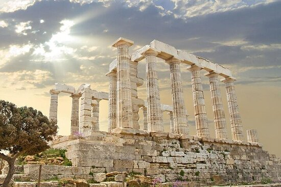 Athens & Sounio Full Day 8 Hours Prvate...