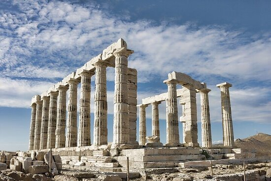 Athens & Sounio Full Day 8 Hours Open...