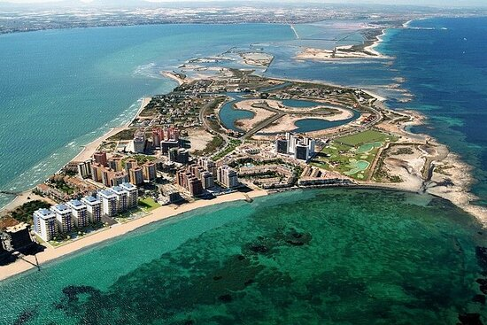 La Manga and Cartagena private tour with Cabo de Palos Lighthouse...