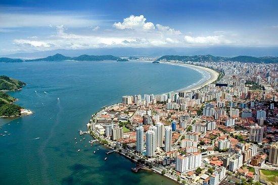 Excursion d'une journée à Santos et Guaruja