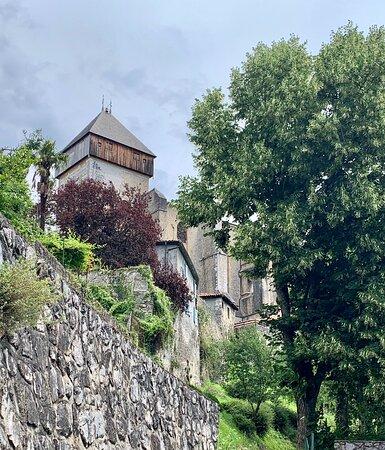 Lovely medieval village