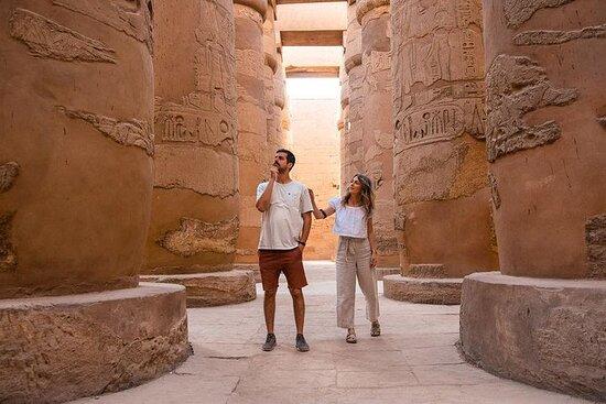 4-Days Nile Cruise Aswan to Luxor...