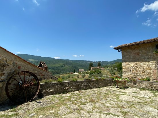 EXCLUSIVE - Wine Tasting near Florence with Castle and Ancient Cellars Tour: Vista
