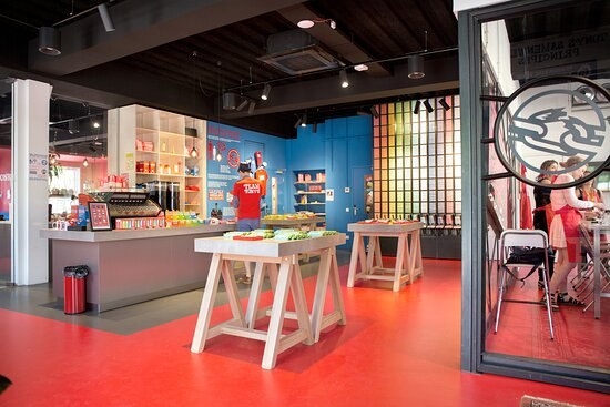 Tony's Chocolonely Store