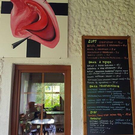 Zelwagi, Polonia: Polecam Restauracje Krolicza Nora, fajny klimat, super widoki i pyszne jedzenie.