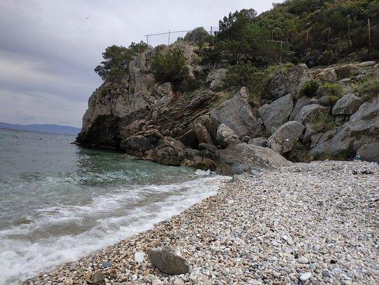 Ramnounda beach