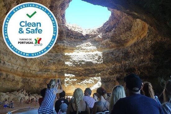 Volle dag Algarve Land- en zeetour met ...