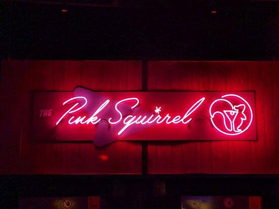 Pink Squirrel Bar
