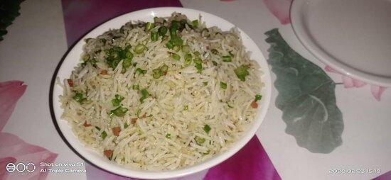 Fried Rice @Aaharam Restaurant
