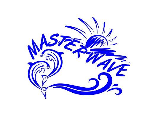 Marina di Ginosa, Italie : official Logo Master Wave