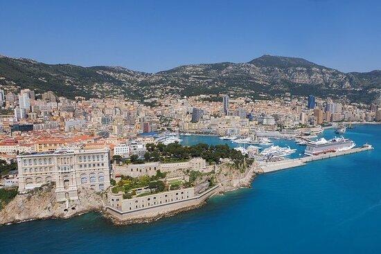 Excursión por la costa de Cannes...