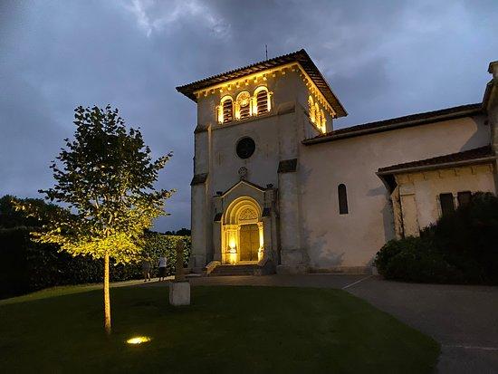 Eglise romane de san Server