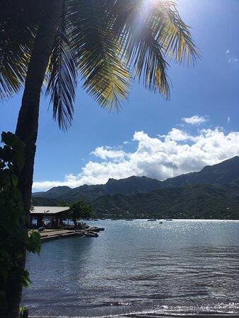 Taiohae, Fransız Polinezyası: Taioha'e Bay