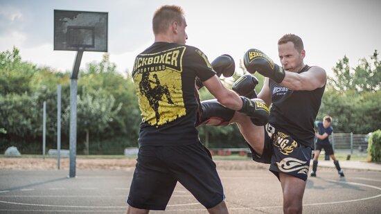 Kickboxer-Dortmund