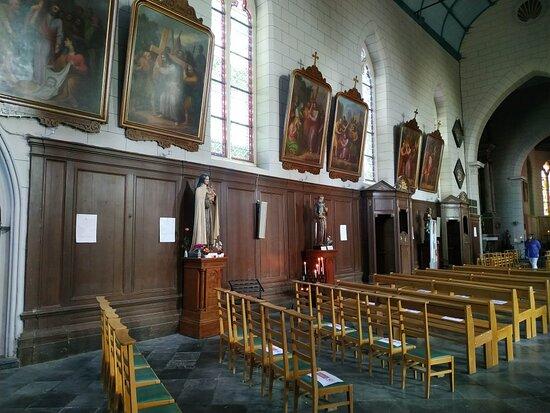 Collegiale Notre Dame De La Crypte