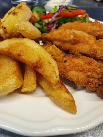 Barnetby le Wold, UK: Chicken strips #2020 #newowner