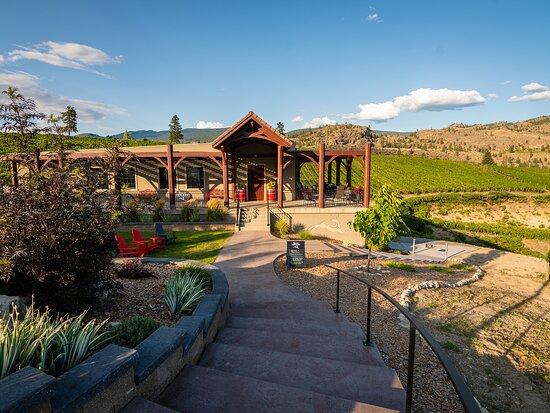 Okanagan Falls, Kanada: Wine Shop & Tasting Experiences