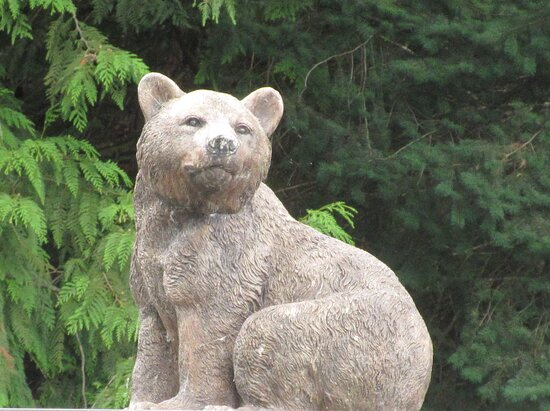 Sasquatch Statues