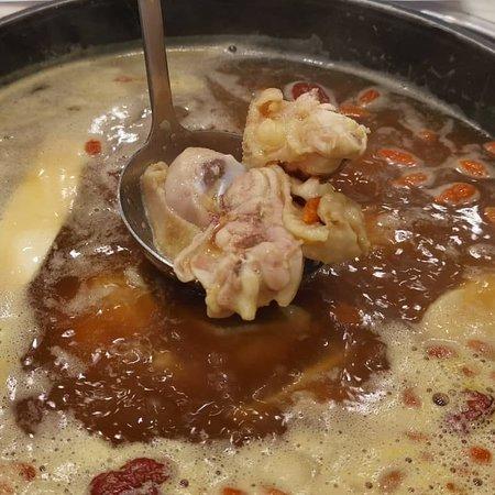 火鍋雞煲點心