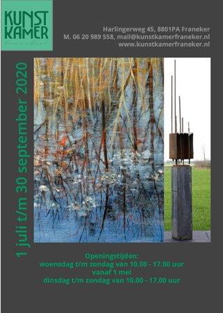 Bezoek onze. nieuwe kunstproeverijen